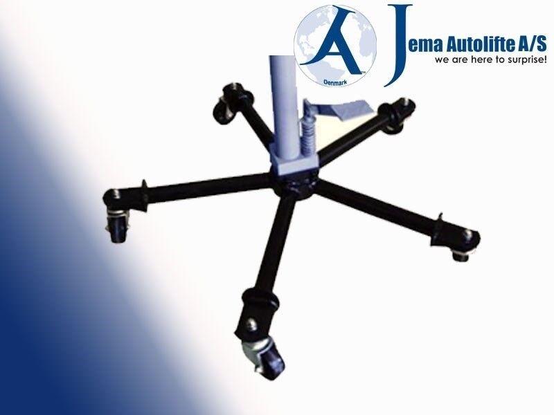 0.5T Jema Gearkasseløfter, Jema Autolifte A/S