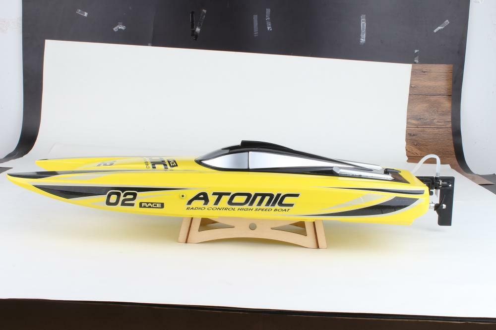 Volantex V792-4 2.4Ghz Brushless RC Racing Boat Kid Gift 60km h High Speed Boat