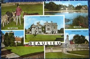 England Beaulieu Multiview  unposted - Newent, United Kingdom - England Beaulieu Multiview  unposted - Newent, United Kingdom