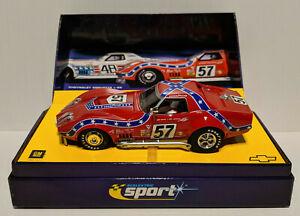 SCALEXTRIC-SPORT-C2502A-Chevrolet-Corvette-L88-1972-No-57