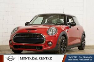 2016 MINI Cooper S S|LOADED|17'MAGS|CERTIFIÉ|AUTOMATIC|
