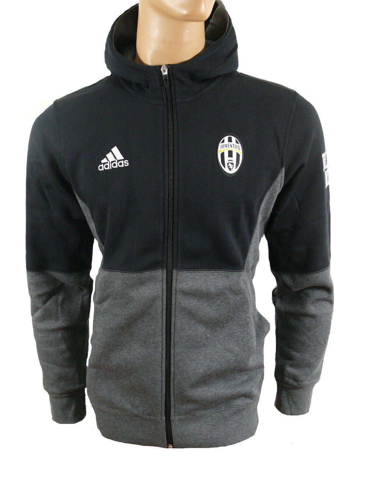 Adidas Juventus Turín Sudadera Chaqueta Sudadera TALLA S