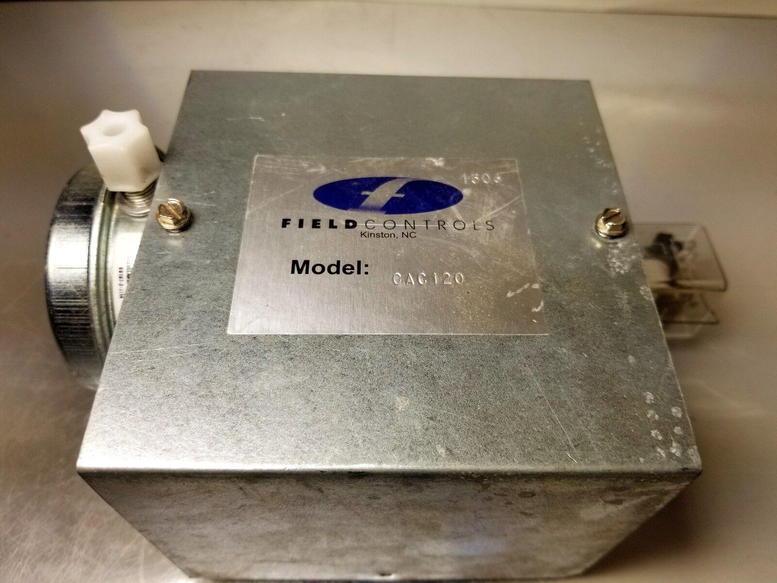 120V Control for CAS-3 Field Controls CAC-120 46139963 CAS-7 CAS-6