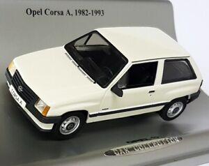 Schuco-1-43-Scale-Opel-Corsa-A-1982-1993-Vauxhall-Nova-Diecast-model-Car