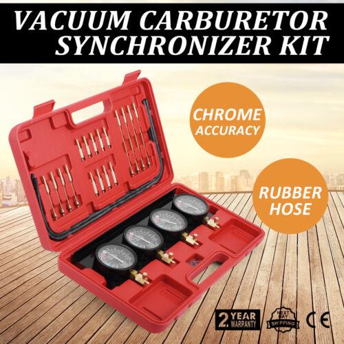 Werkzeug Vergaser Synchrontester Synchrontestgerät Synchronuhren Set