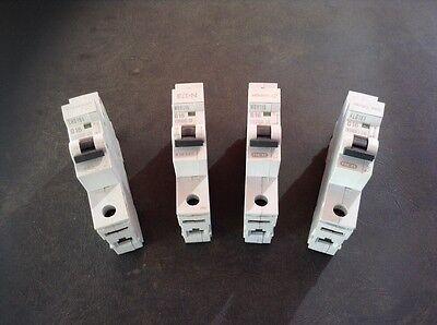 THB161 Type B 16Amp MCB 6kA//10kA MEM MEMSHIELD 2-BILL-EATON MBH116 USED *