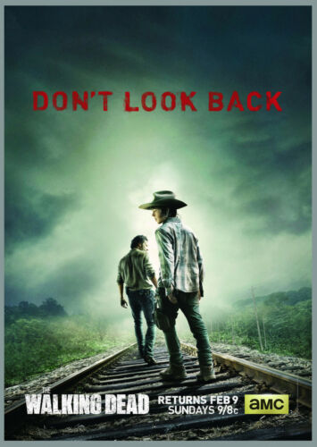The Walking Dead Giant 1 Piece Wall Art Poster Print Various Size Options