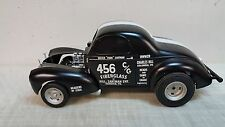 ACME: 1:18  FILTHY FORTY GASSER - CASE NEW- SUPERB DIECAST