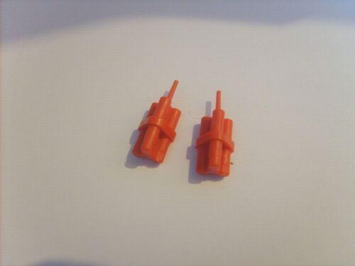 lot d/'accessoires LEGO CITY 2 bâtons de dynamite  occasion excellent état