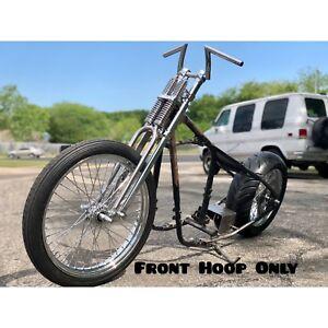 Narrow Dna Springer Front End Hoop Kit Bobber Ironhead Xs650 Shovelhead Fork Ebay