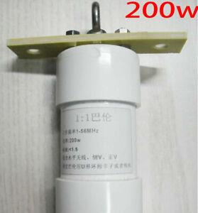 1 1 1 56mhz 200w Shortwave Balun For Ham Radio Antenna Receiver Ssb 50w Ebay