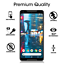 Google-Pixel-2-XL-amFilm-Full-Cover-Tempered-Glass-Screen-Protector-Black