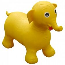 Elefante Animale Space Hopper SIT & Ride gonfiabile gioco divertente giocattolo PVC morbido cw7606