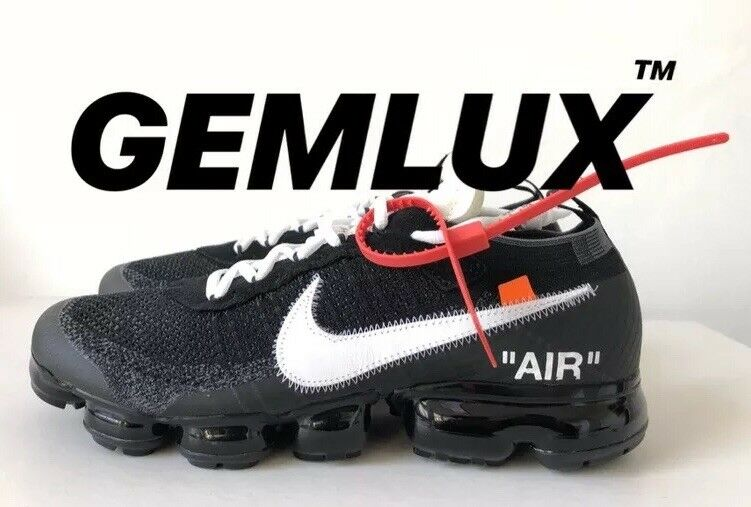 NIKE AIR VAPORMAX FK X OFF-WHITE OFF THE 10 Sneakers