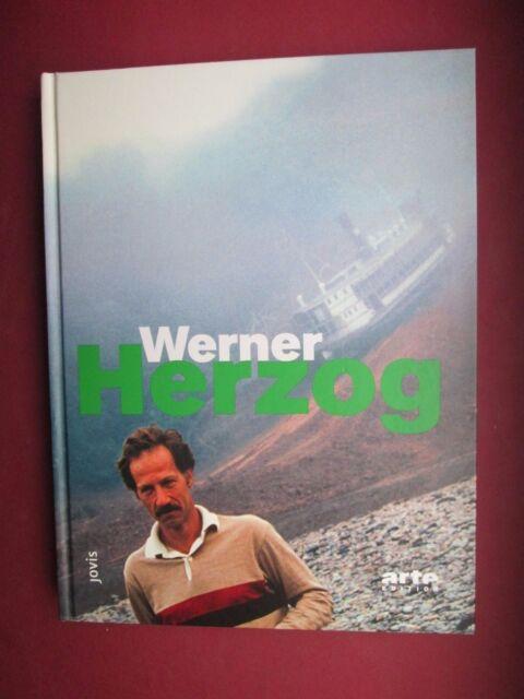 Arte Edition Jovis Werner Herzog 2002 Francais/Deutsch/Englisch Top Zustand