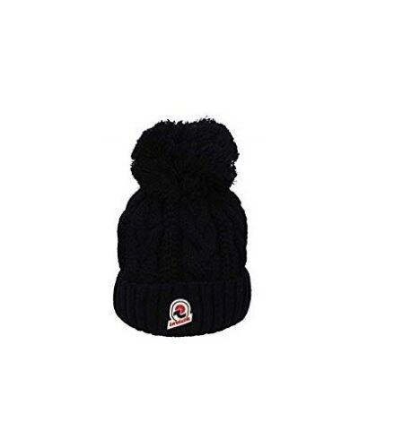 Cappello in lana Invicta Unisex Pon Pon in vari colori Cappelli in Lana