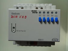 THEBEN  RM 4 I  KNX  4-way C load switching actuator FIX1