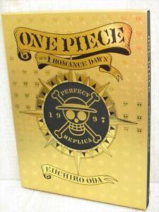 ONE-PIECE-Episode-1-ROMANCE-DAWN-Complete-Art-Illustration-Book-SH-Mint