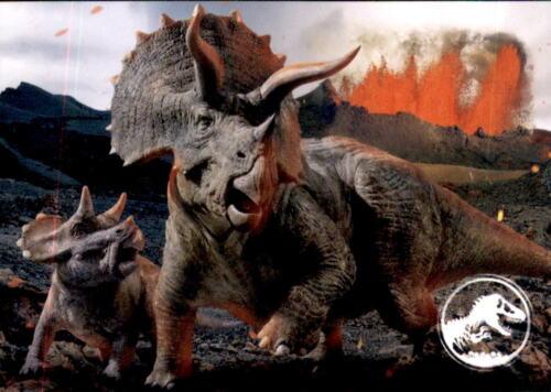 Panini Karte 105 Jurassic World Movie 2