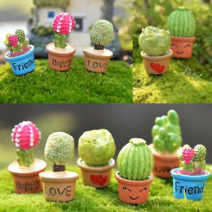 Am-AG-Cute-Mini-Resin-Potted-Artificial-Plant-Flower-Miniature-Home-Decor-Cand