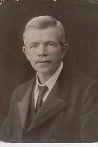 Vintage Press Photo John Robert Clynes British trade unionist Labour Politician