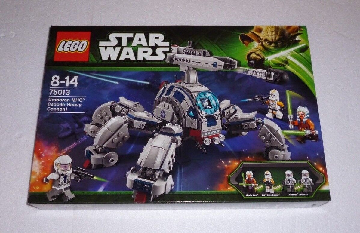 LEGO Star Wars Umbarran MHC (75013) Neu New  OVP