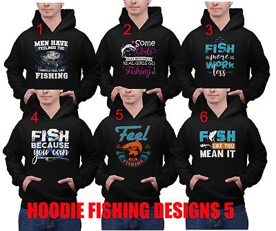 Carp Fishing Hoodie Funny Novelty Fishing Birthday Gifts Idea Hooded Sweatshirt