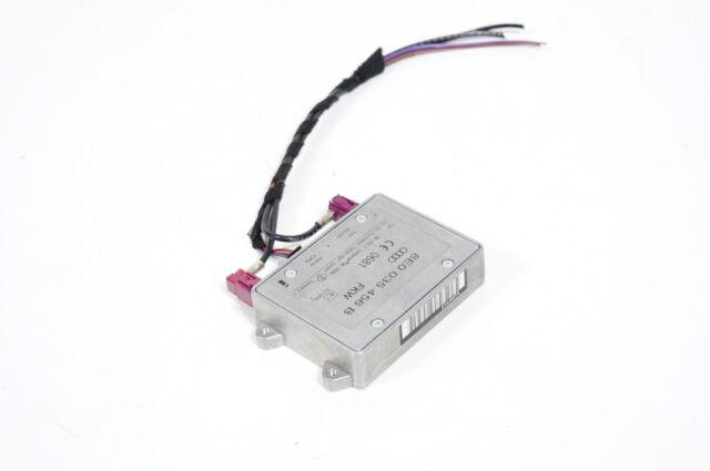 Audi A4 B6 2.0Tdi 16V 2007 Rhd Antena Amplificador Unidad de Control 8E0035456B