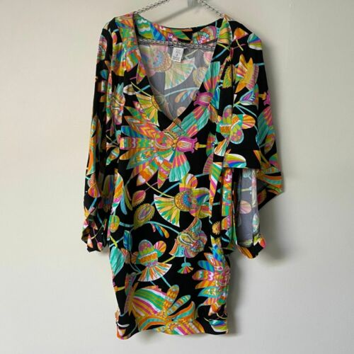 Trina Turk swim coverup up size Medium