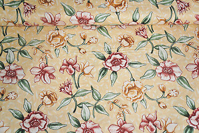 Some Bunny/'s Garden Wilmington Prints 100/% Cotton Quilting fabric Azul Floral