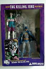 The Killing Joke collector set MIB Batman Joker 2 pack with graphic novel DC BIN