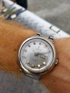 Vintage Tissot T12 Automatic (G.F Bracelet) Watch - CW