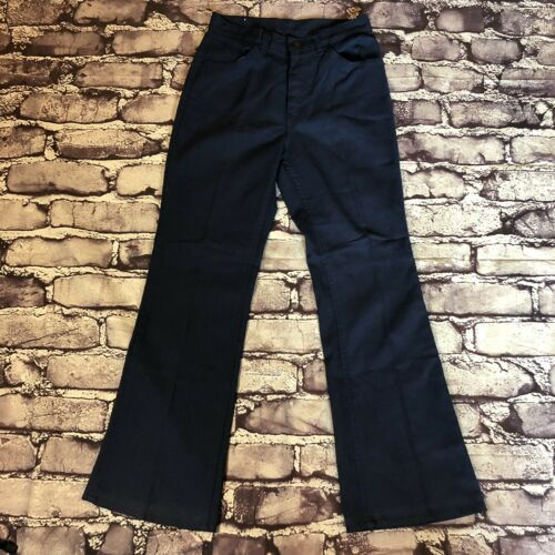 Vintage 60s Levi's Sta Prest For Gals Big E Pants