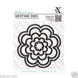 X cut 8 piece butterfly decorative dies Use Xcut sizzix big shot craft machines