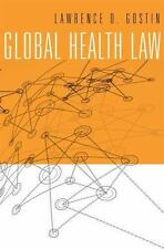 Global Health Law by Lawrence O. Gostin Hardcover Book (English)