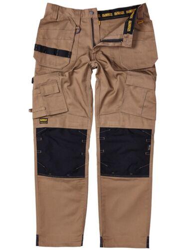 Dewalt Pro Tradesman Étui Cordura Renfort Genoux Pantalons de Travail