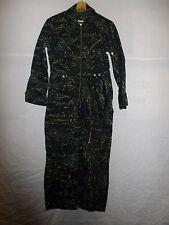 b4724  Vietnam era Thai Tiger Stripe Camo USAF Flight Suit