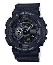Casio G Shock *GA110LP-1A Anadigi Punching Pattern Black Gshock COD PayPal