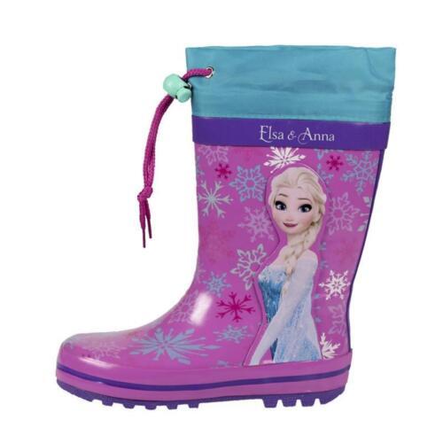 Olaf DISNEY Kinder Gummistiefel Elsa Regenstiefel Frozen // Anna Stiefel