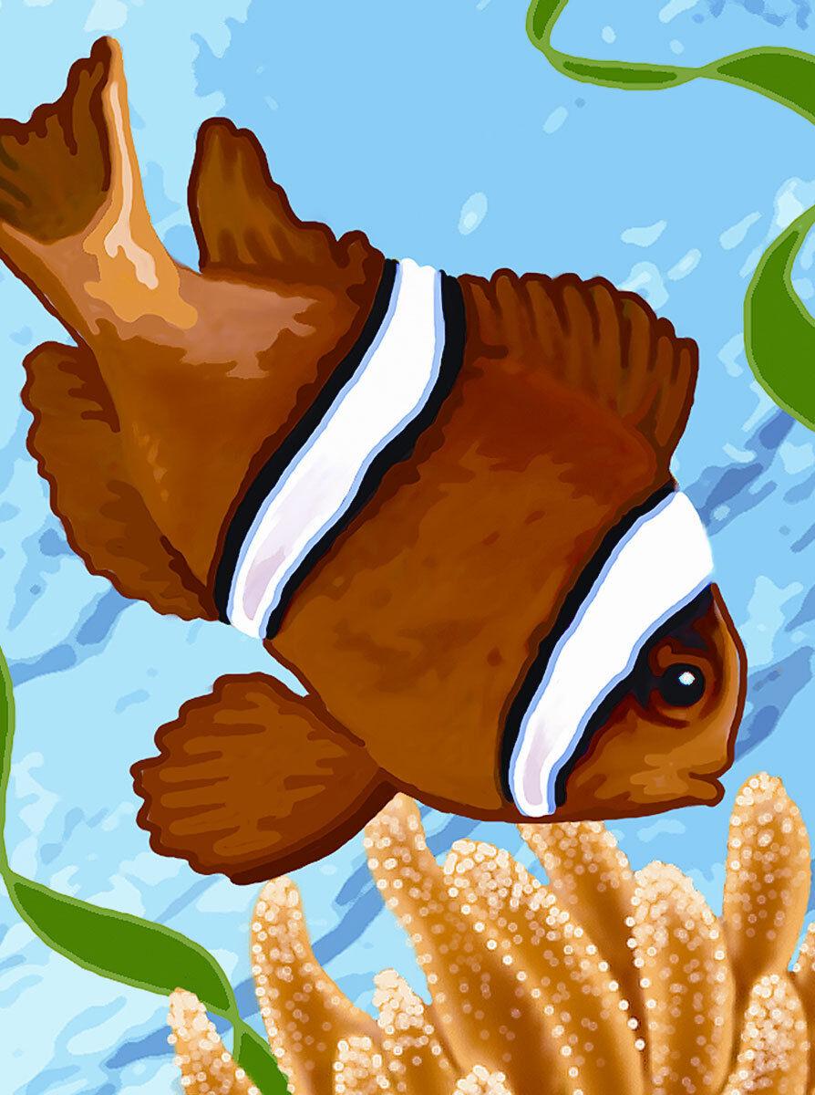 Malen Nach Pjs56 Zahlen Clownfisch Pjs56 Nach 231ed2