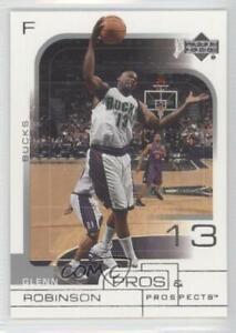 2001-02 Upper Deck Pros & Prospects Glenn Robinson #46