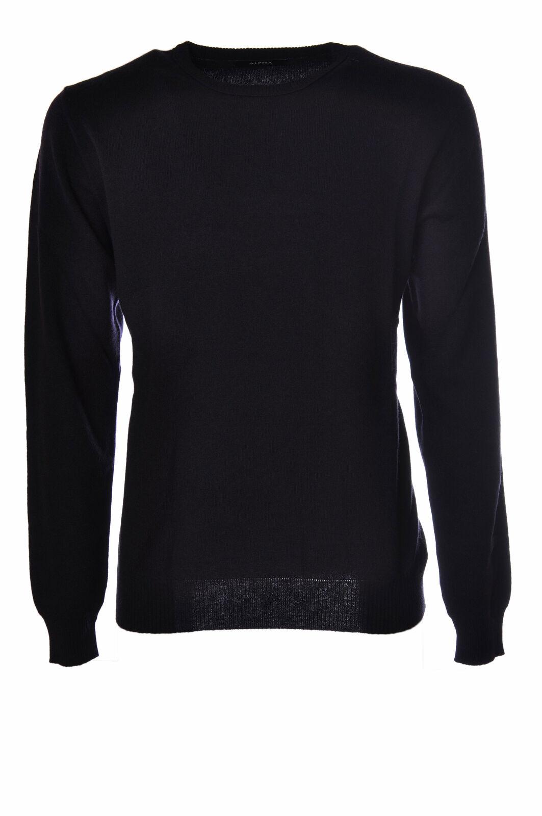 Alpha  -  Sweaters - Male - Blau - 2621728N173638