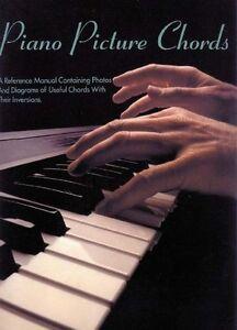 """""""piano Photo Chords"""" Piano Music Book-neuf En Promotion-mode/instruction!!!-struction!! Fr-fr Afficher Le Titre D'origine Belle Qualité"""