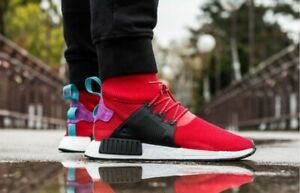 Details about ADIDAS NMD XR1 WINTER MENS SHOES SIZE 11 US Redmulti