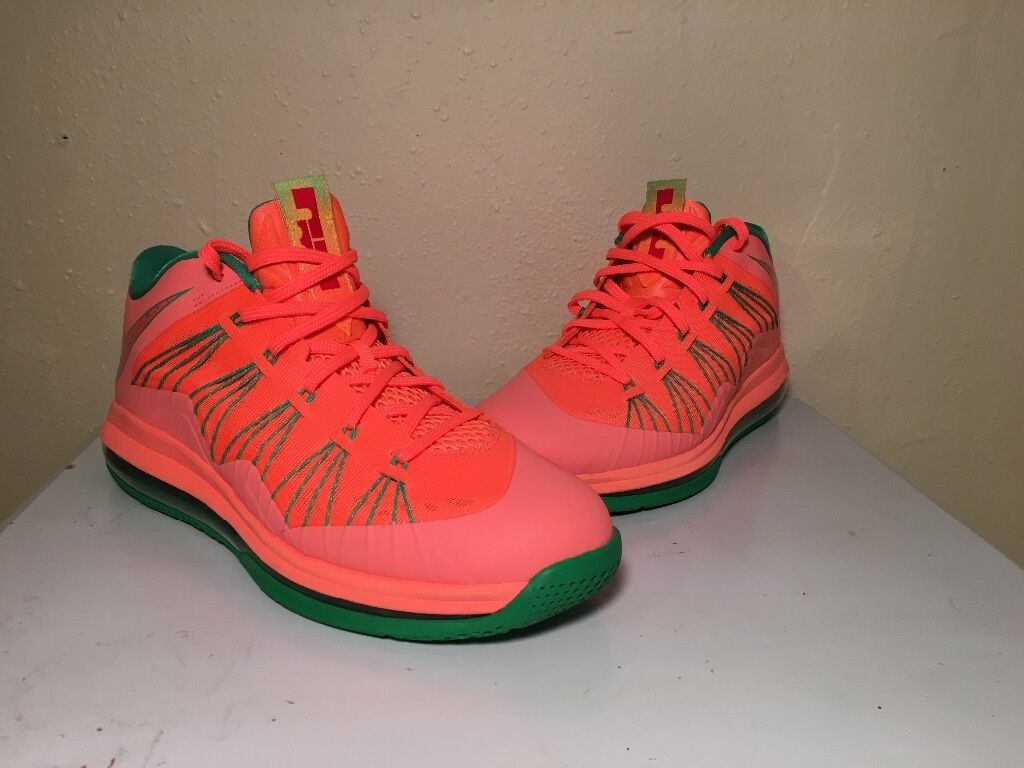 Lebron 10 Watermelons Size 10