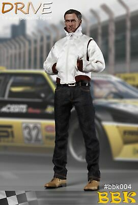 BBK BBK004 Racing Driver Model 1//6 scale Male Poseable Figure Set In Stock