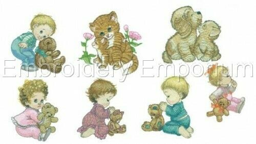 MACHINE EMBROIDERY DESIGNS ON CD OR USB JUST THE TWO OF US COLLECTION