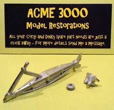Corgi 1142 Holmes Wrecker Reproduction White Metal 3 Piece Boom Arm & Pulley