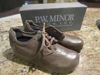 Pw Minor Lady Pillow Back Size 8 2a 40091 Therapeutic Diabetic Extra Depth Shoe