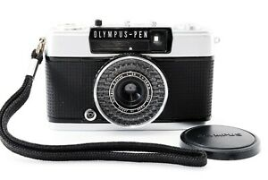 Olympus-Pen-EE-3-Half-Frame-Camera-w-Zuiko-28mm-f-3-5-Exc-From-Japan